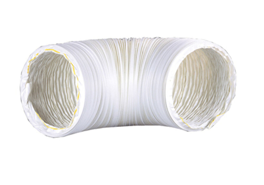 6 In Flexible Duct Hose : Inch mm flexible ventilation ducting hose sold by