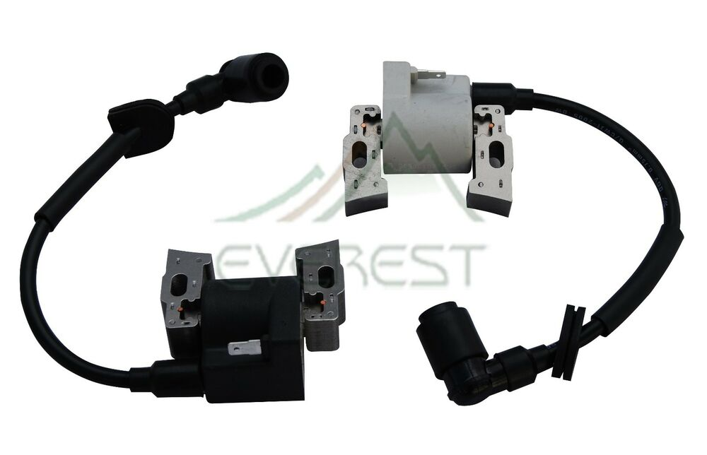 2 set of left and right ignition coils fits honda gx610. Black Bedroom Furniture Sets. Home Design Ideas