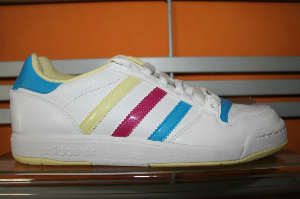 ADIDAS SCARPETTA DONNA ORIGINALS TENNIS SNEAKERS MIDIRU COURT W G44512 G13127
