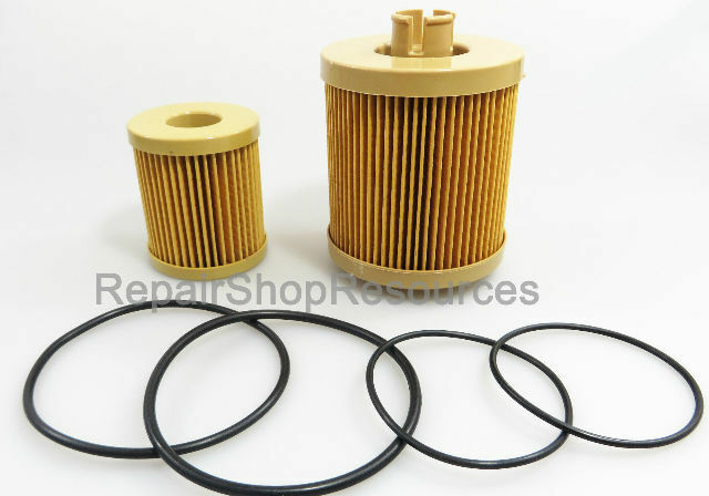 brand new diesel fuel filter for ford 6 0 f250 f350 f450. Black Bedroom Furniture Sets. Home Design Ideas