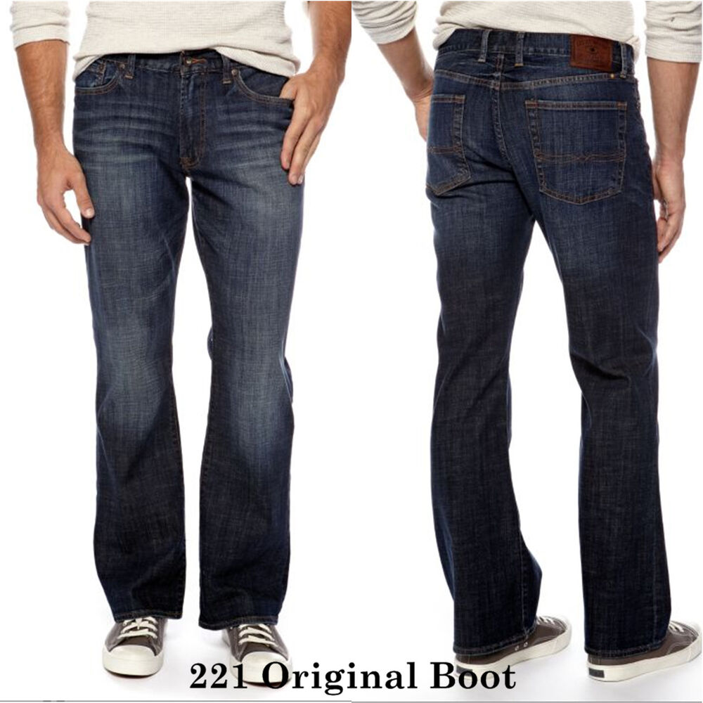 Lucky Brand Low Boot Cut Jeans for Men | eBay