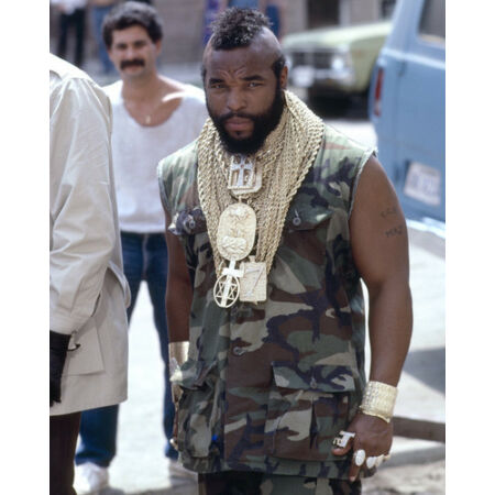 img-Mr. T The A-Team Television Photo [S271402] Size Choice