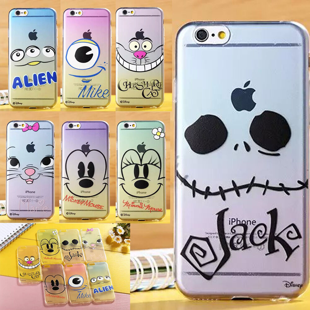 disney iphone 5s cases disney big clear tpu soft rubber dust for 13998