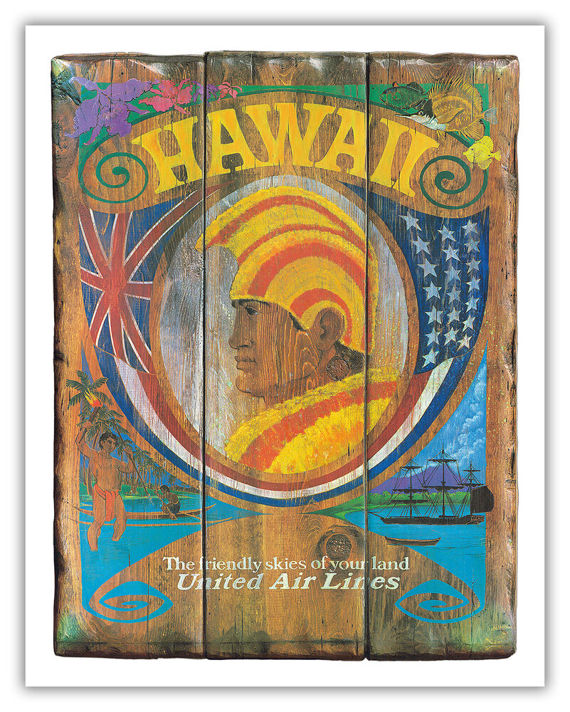 The gallery for --> Vintage Hawaiian Art Prints