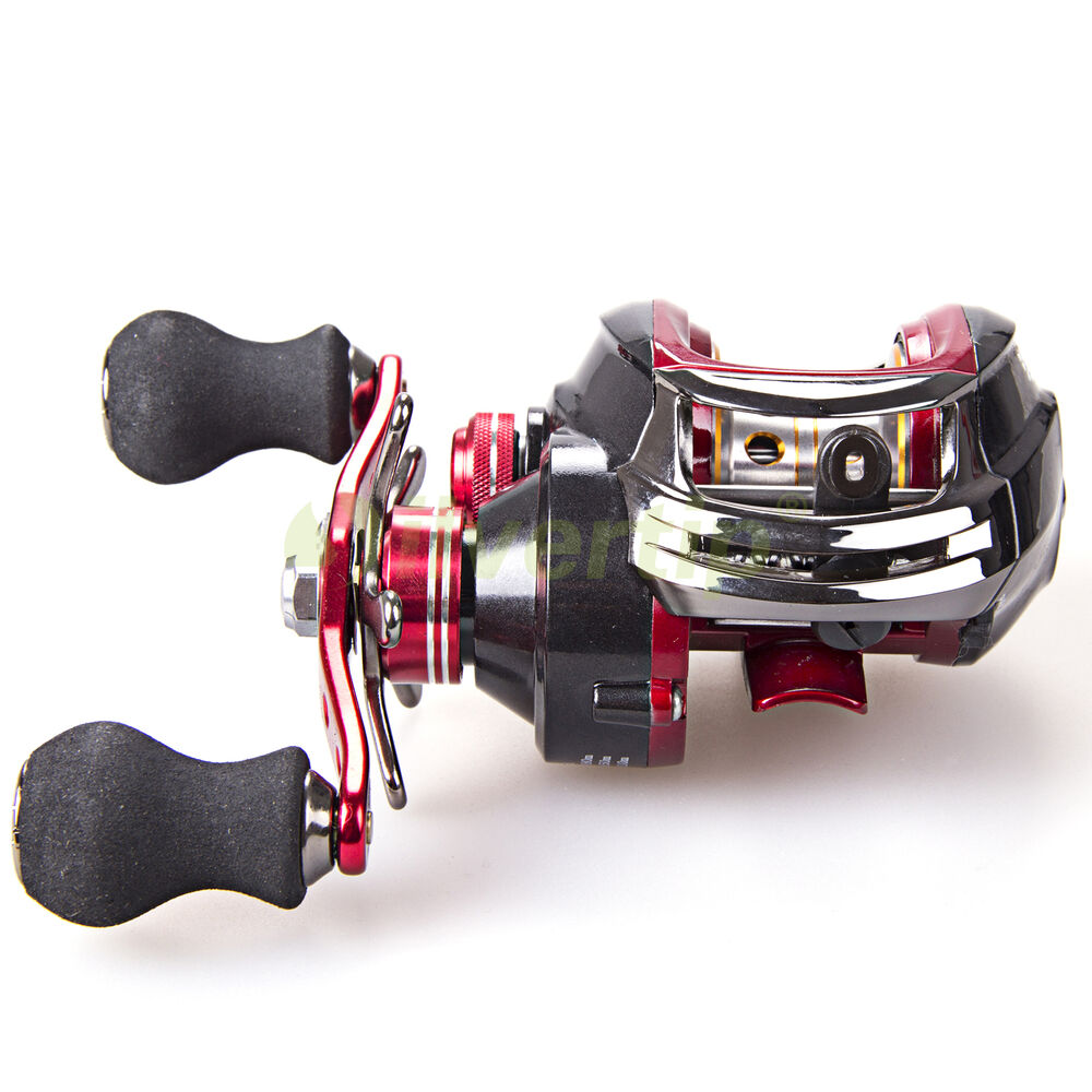 Yzr 17 1 bb 6 3 1 saltwater baitcasting fishing reel bait for Baitcasting fishing reel