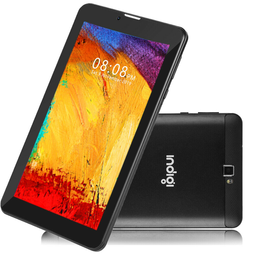 black google android 4 2 tablet pc 32gb micro sd wifi hdmi luxury leather back ebay. Black Bedroom Furniture Sets. Home Design Ideas