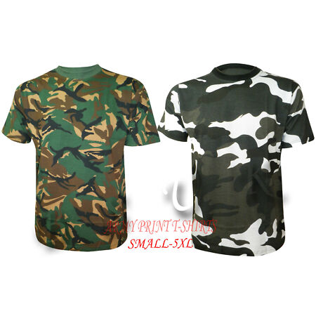 img-MENS MILITARY COMBAT CAMOUFLAGE ARMY PRINT CASUAL T-SHIRT SIZE ( SMALL- 5XL )