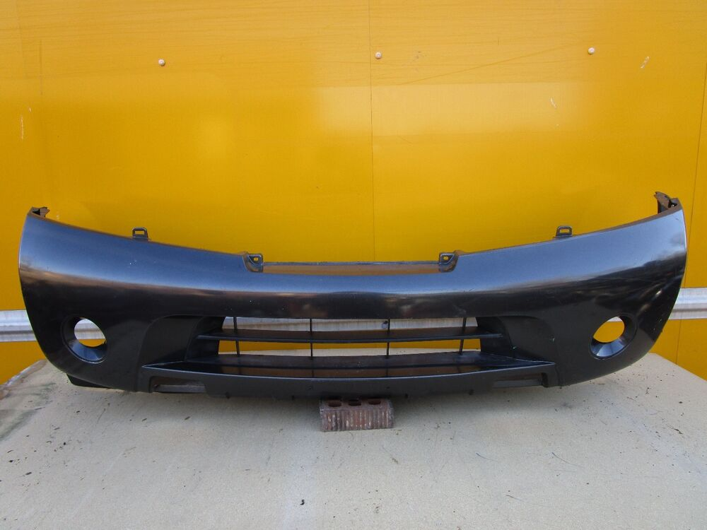 08 09 10 11 12 Nissan Armada Front Bumper Cover Oem Ebay