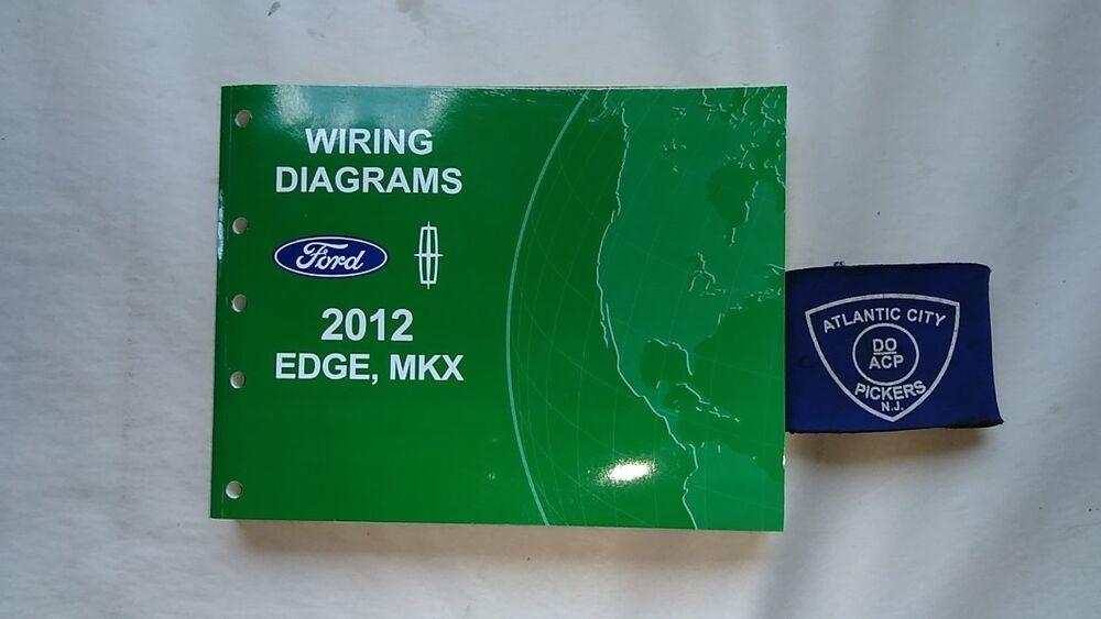 2012 Ford Edge Lincoln Mkx Wiring Diagram