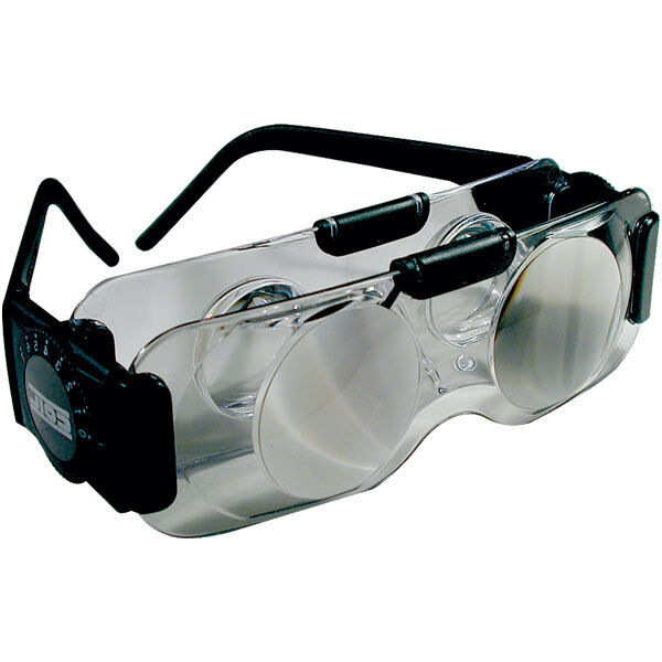 2x coil tv magnifying glasses low vision glasses made in