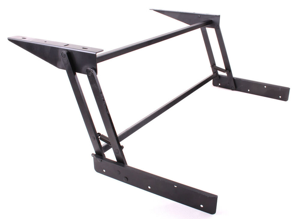 Lift Up Top Large Coffee Table Hardware Fitting Furniture Mechanism Hinge Spring Ebay