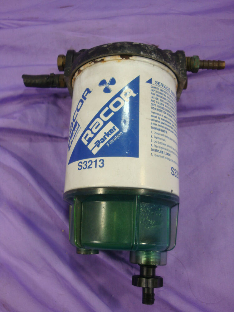 racor s3213 water separating fuel filter gasoline gas