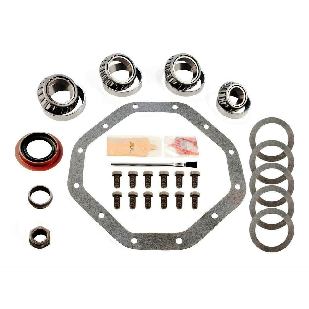 "DODGE 9.25"" MASTER REBUILD KIT R9.25RMK BEARING KIT CHRYSLER REAR 1970-2000 