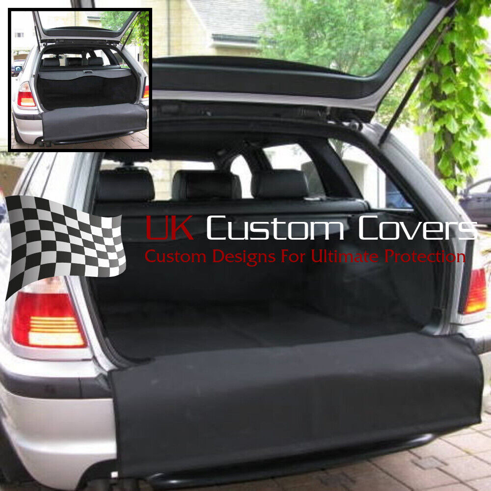 bmw s rie 3 e46 tourisme break tapis de coffre sur mesure protection chien ebay. Black Bedroom Furniture Sets. Home Design Ideas