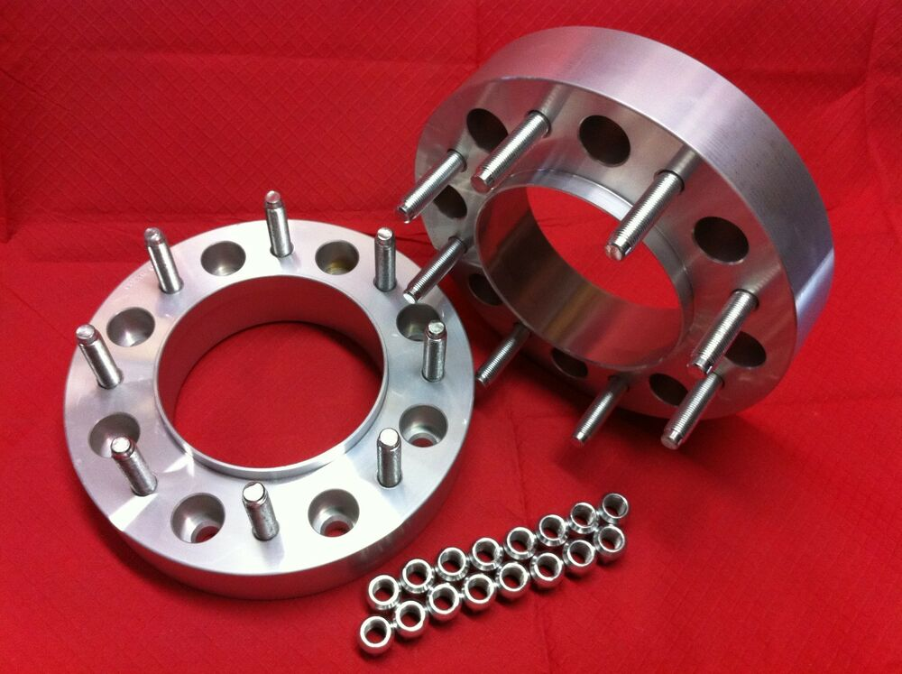 Dual Wheel Spacers : Chevy dually truck wheel spacers ebay autos post