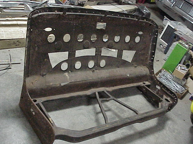 1948 1947 1946 46 47 48 plymouth original front bench seat frame oem ebay. Black Bedroom Furniture Sets. Home Design Ideas