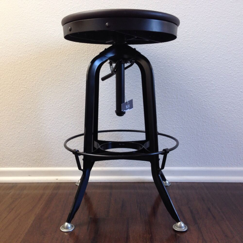 Restoration Hardware Bar Stools