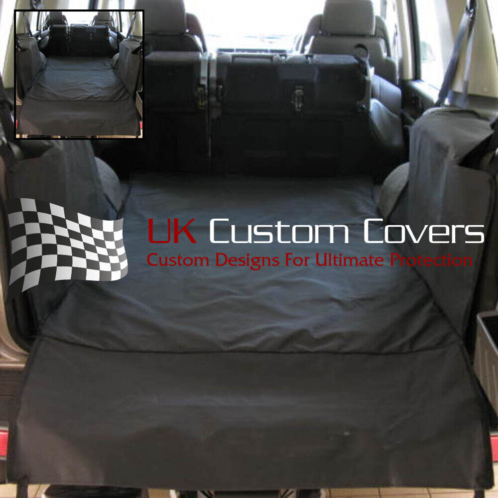 Land Rover Discovery 2 Td5 Tailored Boot Liner Mat Dog