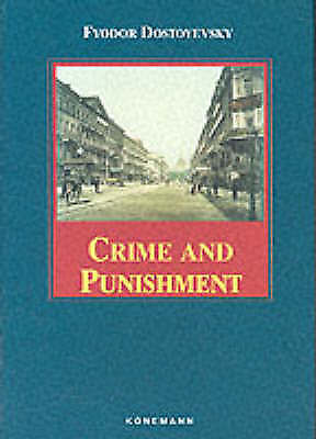 an overview of the realism in crime and punishment by dostoevsky Just prior to the publication of crime and punishment, dostoevsky had published his short masterpiece notes from underground a knowledge and understanding of this short novel is central to understanding most of dostoevsky's novels.