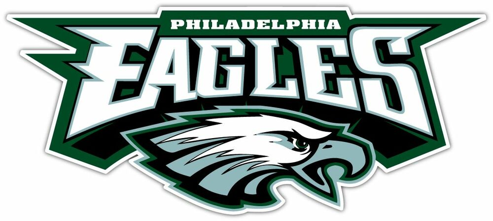 Philadelphia Eagles Nfl Football Car Bumper Locker