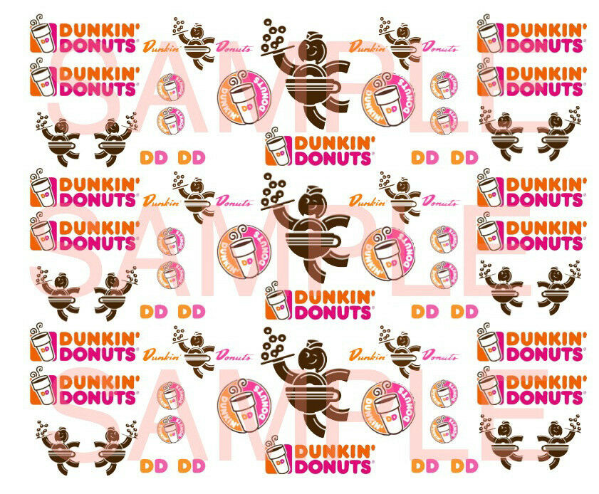 Wheels decals water slide 1 64 scale decal sheet 1 64 donuts ebay