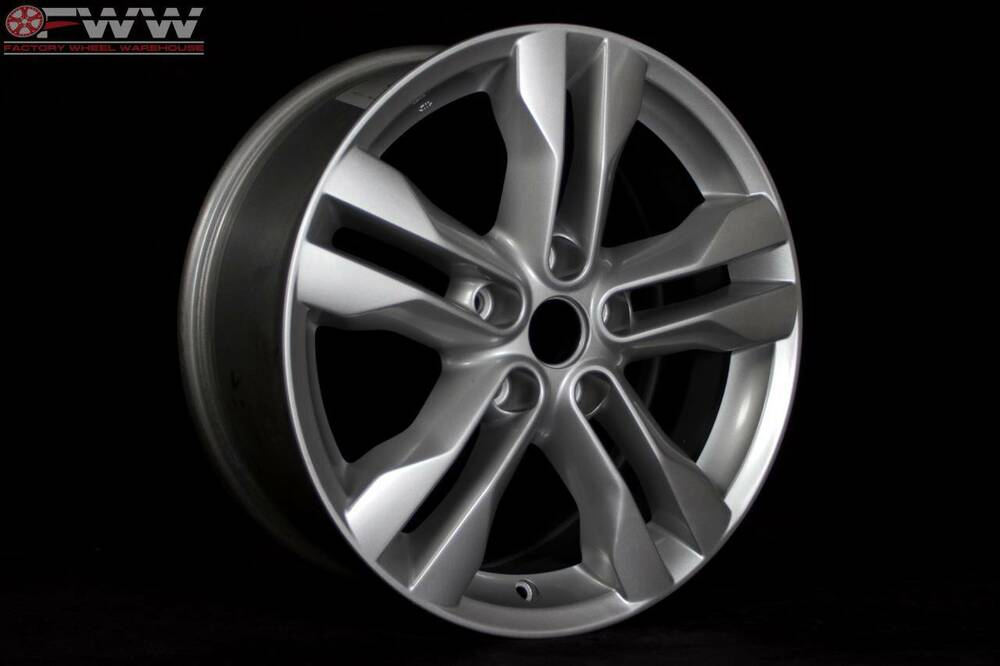 nissan rogue 17 2012 2013 2014 2015 12 13 14 15 factory oem wheel rim 62574 ebay. Black Bedroom Furniture Sets. Home Design Ideas