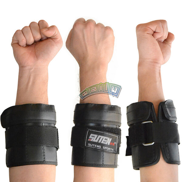 Best Adjustable Wrist Weights: Pair Of Adjustable Hand Wrist Ankle Weights Exercise