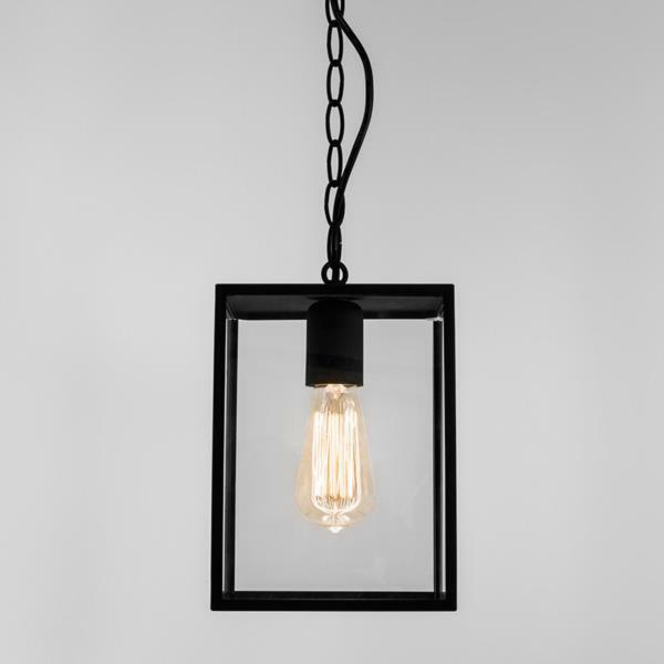 Astro Homefield Outdoor External Porch Hanging Pendant