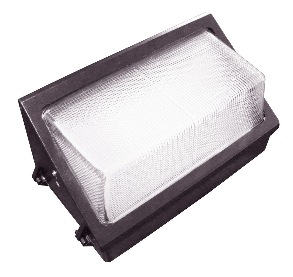 LED Wallpack 40W Fixture Light Energy Efficient FACTORY