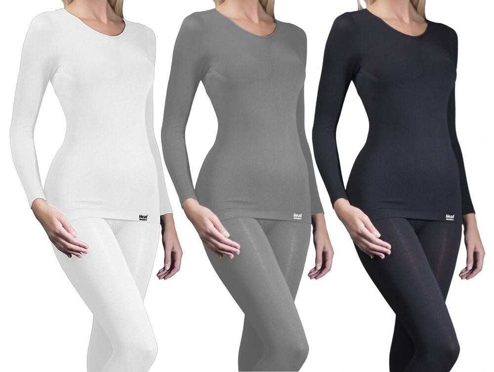 Layer up with our selection of thermal clothing for women. Our stylish range includes underwear, outerwear, socks and nightwear and much more, take a look!