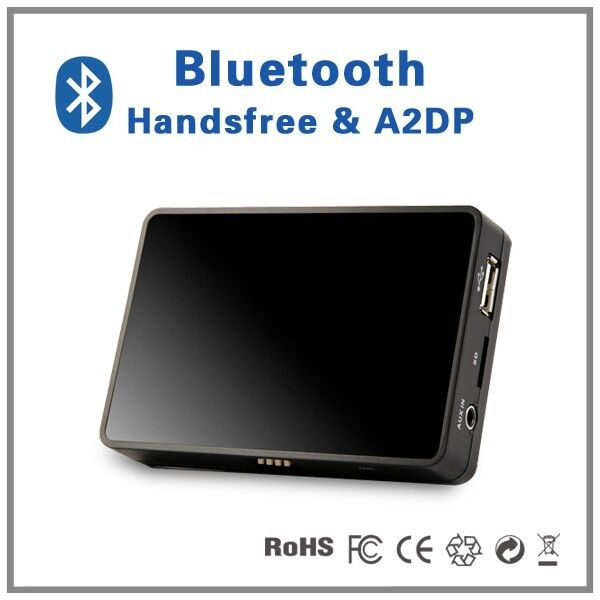 Bluetooth A2dp Adapter For Mercedes Benz: Bluetooth Handsfree A2DP USB Adapter-Audi Concert Symphony