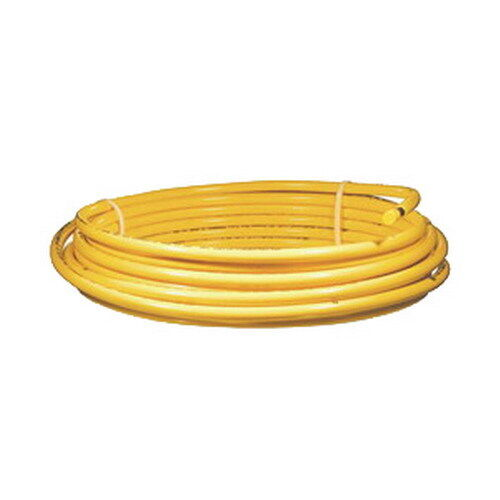 1 2 od x 50 39 yellow polyethylene jacketed refrigeration for Copper pipe to plastic pipe
