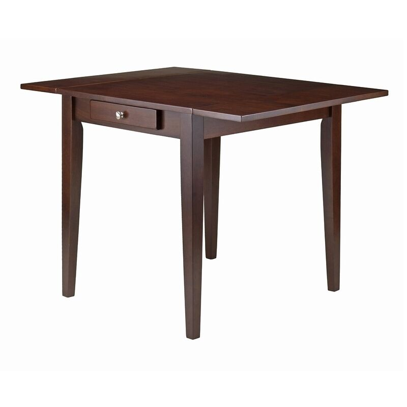Winsome Hamilton Double Drop Leaf Dining Table 94141 Table NEW EBay