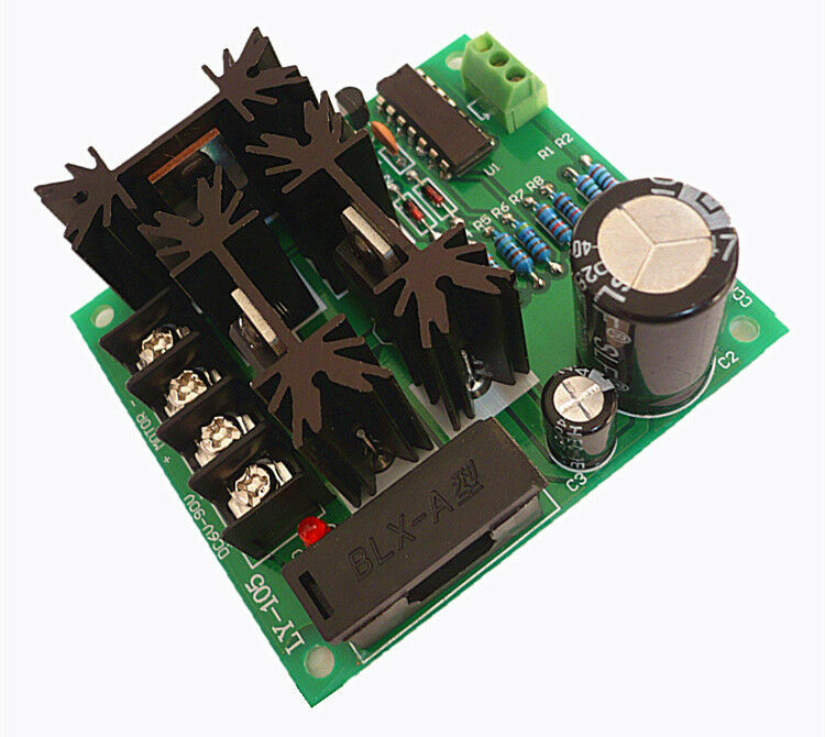 Pwm Dc Motor Variable Speed Pump Controller Board
