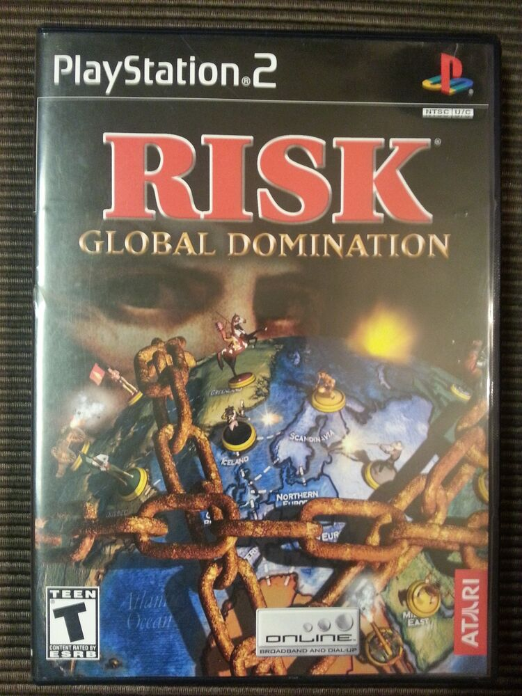 Risk global domination characters people