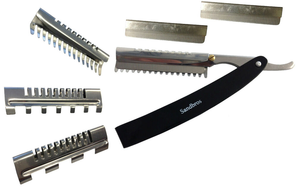 Hair Styling Razor: Professional Hair Thinning, Cutting Razors 4 Hairdressers