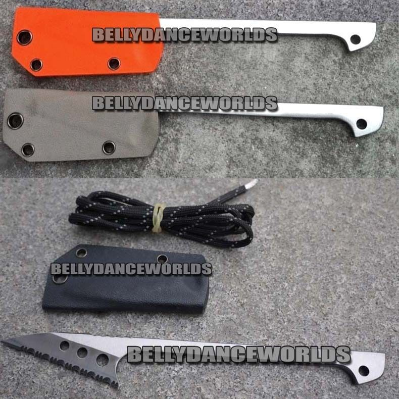 Fish spear saw tooth blade fish scale cutting knife for Fish scale coke cut