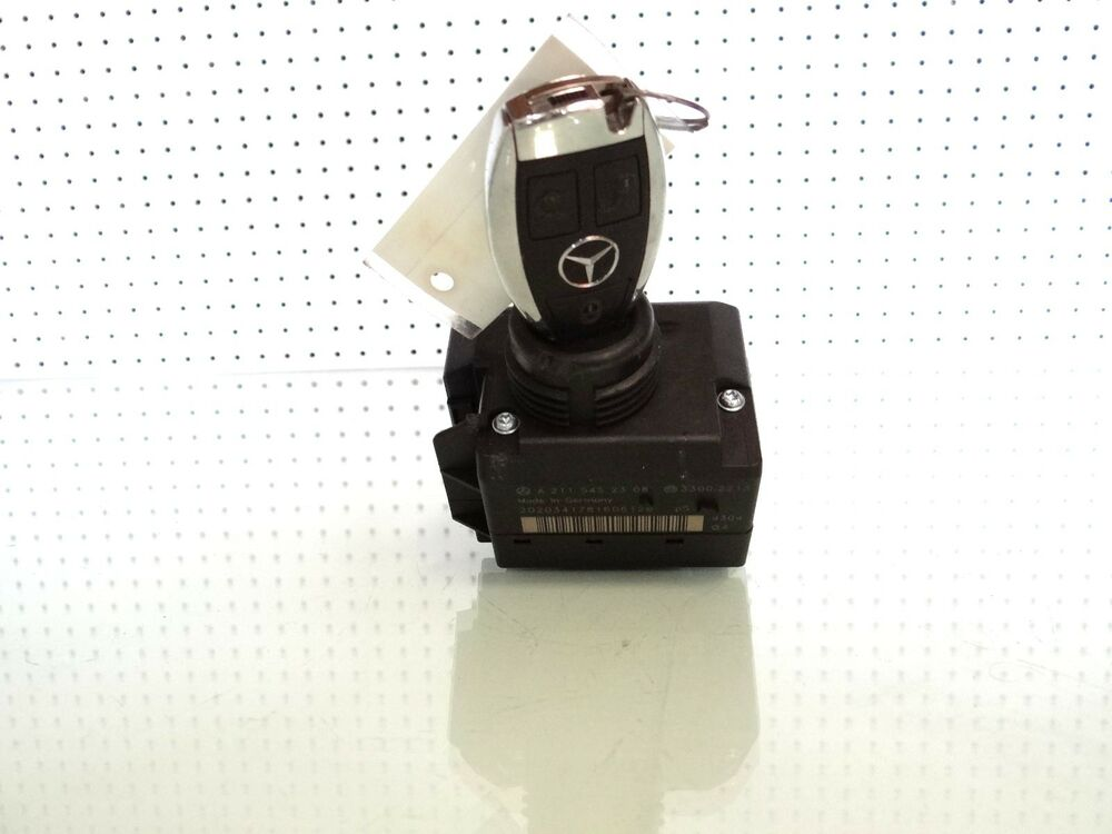 2010 mercedes benz slk350 r171 ignition switch module w for Mercedes benz ignition key won t turn