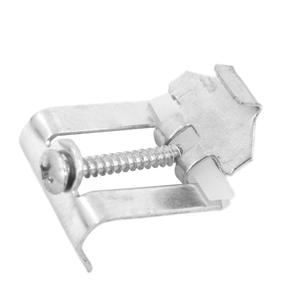 Kitchen Sink Clips: ENKI Stainless Steel Top Mount Kitchen Sink Fixing Clips Brackets Clamps 8 Pack