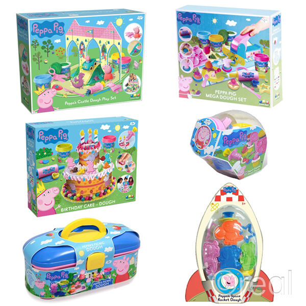 Peppa pig characters car interior design for Missile peppa pig