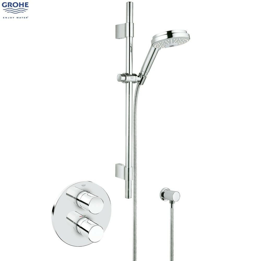 grohe 34278 000 grohtherm 3000 cosmopolitan thermostatic shower c w