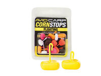 Avid Carp Corn Stops *ALL COLOURS, SIZES FLOATING / SINKING*  PAY 1 POST!!!!