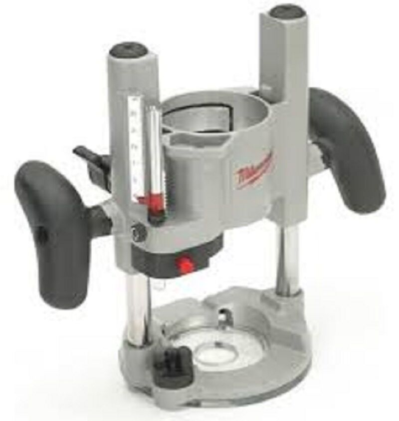 Milwaukee 48 10 5600 Router Plunge Base Assembly Ebay