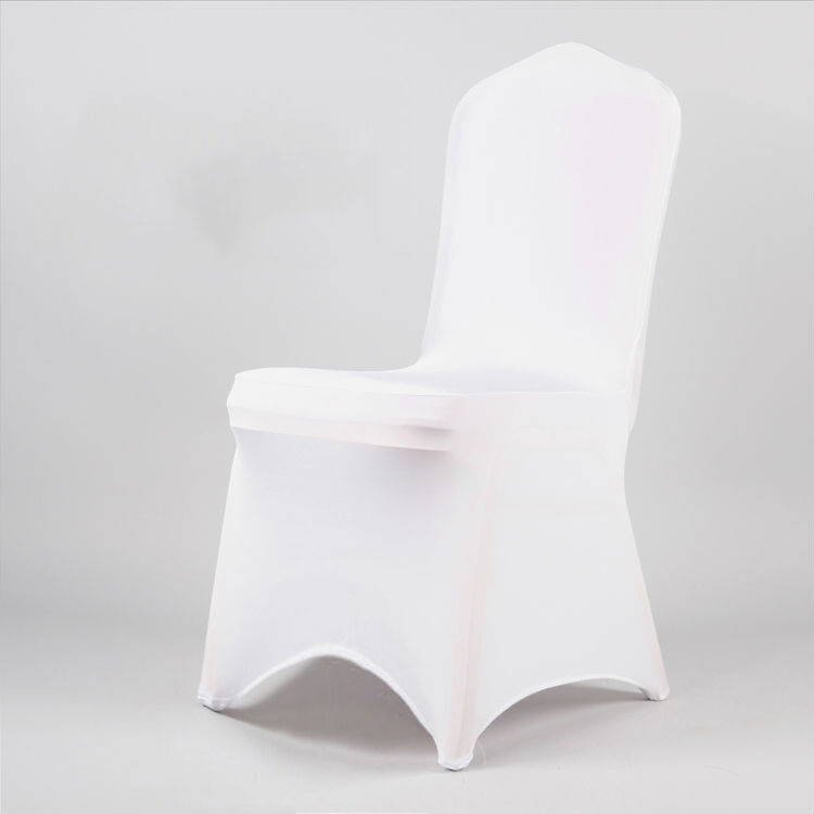100 50 White Covers Spandex Lycra Chair Cover Wedding