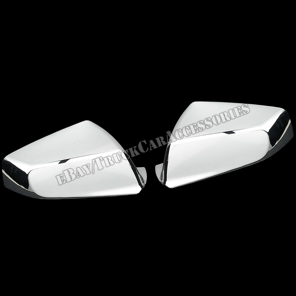 For 2010 2011 2012 Buick Lacrosse Chrome 2 Mirror Covers