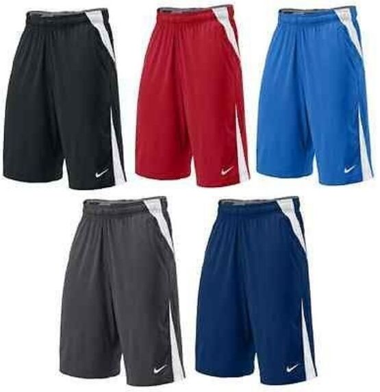 nike men 39 s dri fit fly 4 0 training shorts baseball. Black Bedroom Furniture Sets. Home Design Ideas