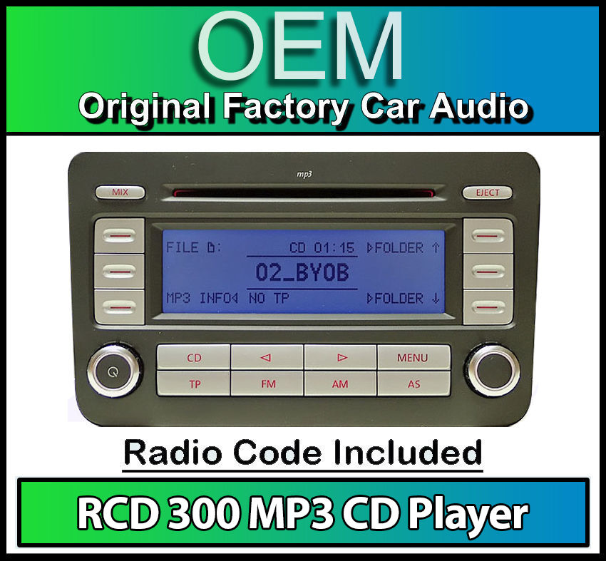 Vw Radio Rcd 300 manual of Style