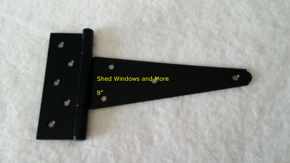 Shed T Hinge Heavy Duty 8 Quot Strap Hinge 3 Shed Door Barn