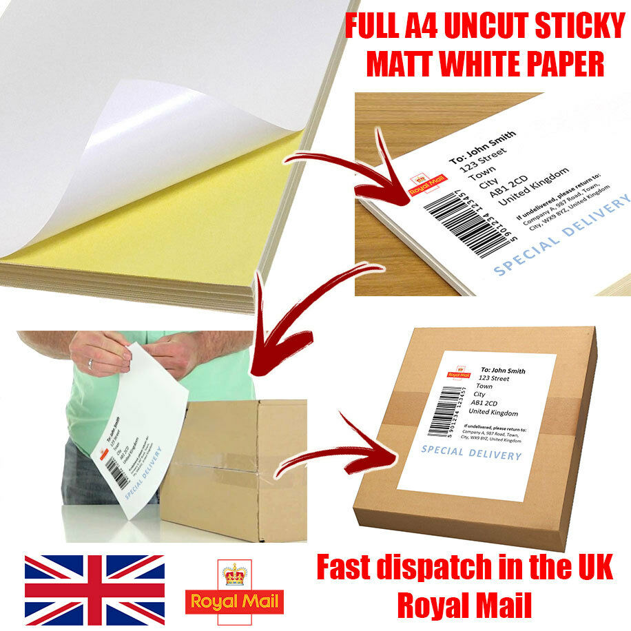 sticky back paper Buy self-adhesive label paper in packs or in bulk at the paper mill store save money with rewards & discounts with free shipping available.