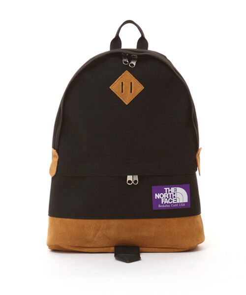 THE NORTH FACE PURPLE LABEL MEDIUM DAY PACK Black Backpack